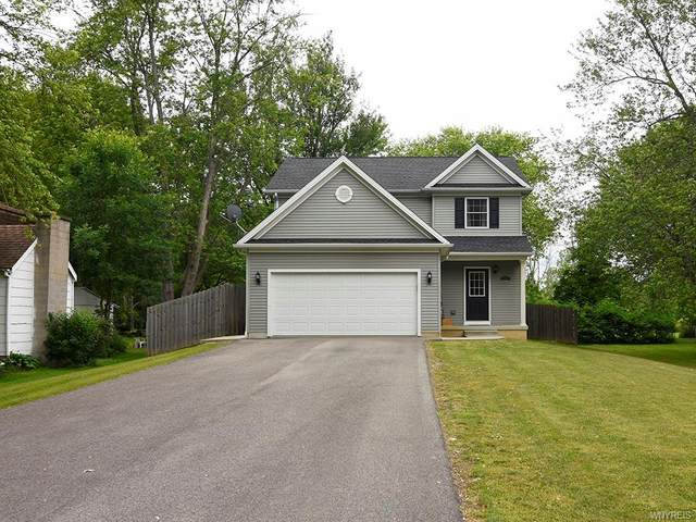 7464 Townline Road, Wheatfield, NY 14120 (MLS #B1345816) :: BridgeView Real Estate Services