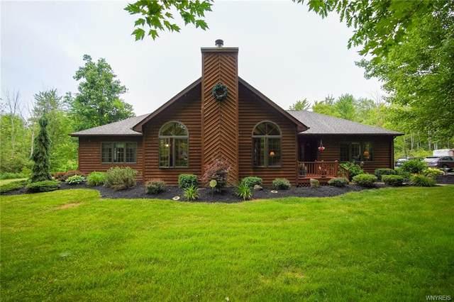 2704 N North Creek Road, Hamburg, NY 14085 (MLS #B1345827) :: TLC Real Estate LLC