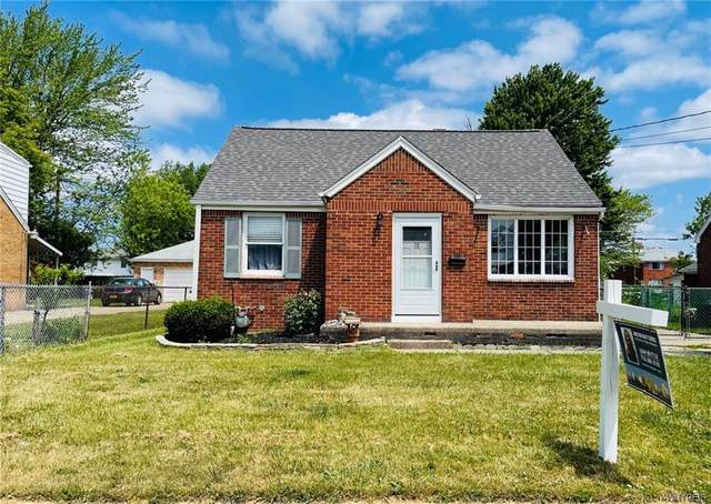 18 Wellworth Place, Cheektowaga, NY 14225 (MLS #B1345861) :: BridgeView Real Estate Services