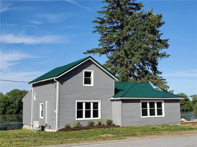 4173 Wethersfield Road, Wethersfield, NY 14569 (MLS #B1345874) :: TLC Real Estate LLC
