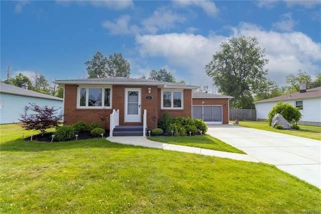 51 Croydon Drive, Cheektowaga, NY 14043 (MLS #B1345946) :: Lore Real Estate Services