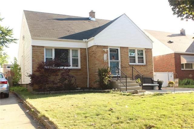 215 Renwood Avenue, Tonawanda-Town, NY 14217 (MLS #B1345956) :: TLC Real Estate LLC