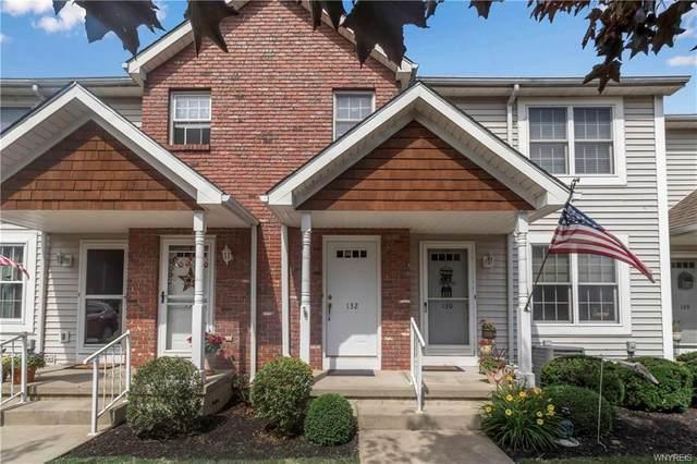 132 Olde Stone Lane, Lancaster, NY 14086 (MLS #B1345993) :: TLC Real Estate LLC