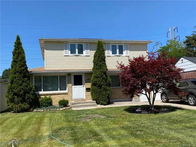 2534 Parker Boulevard, Tonawanda-Town, NY 14150 (MLS #B1346022) :: TLC Real Estate LLC