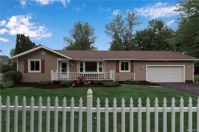 6295 Tonawanda Creek Road, Lockport-Town, NY 14094 (MLS #B1346044) :: BridgeView Real Estate Services