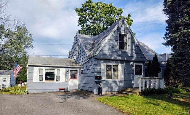 191 Westcliff Drive, West Seneca, NY 14224 (MLS #B1346126) :: TLC Real Estate LLC