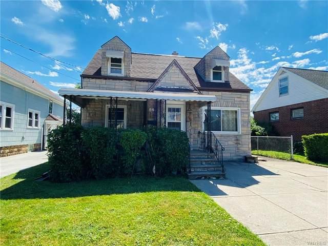 94 Relich Avenue, Lackawanna, NY 14218 (MLS #B1346131) :: TLC Real Estate LLC