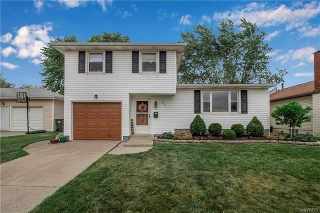 55 Lewan Drive, Cheektowaga, NY 14043 (MLS #B1346200) :: TLC Real Estate LLC