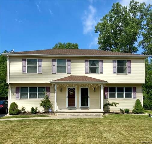 29 Henrietta Avenue, West Seneca, NY 14224 (MLS #B1346242) :: TLC Real Estate LLC