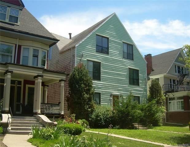 389 Richmond Avenue, Buffalo, NY 14222 (MLS #B1346278) :: Robert PiazzaPalotto Sold Team