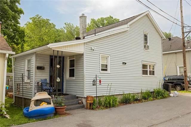 13 Thorpe Street, Batavia-City, NY 14020 (MLS #B1346303) :: BridgeView Real Estate Services