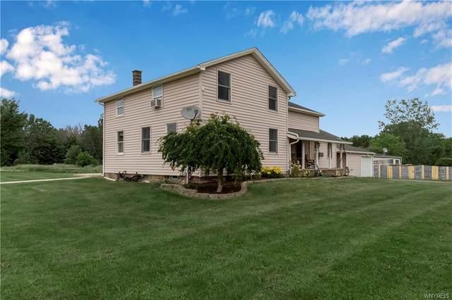 6233 Drake Settlement Road, Newfane, NY 14108 (MLS #B1346401) :: BridgeView Real Estate Services