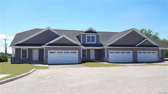 11 B Essex Woods Lane, Amherst, NY 14228 (MLS #B1346448) :: TLC Real Estate LLC