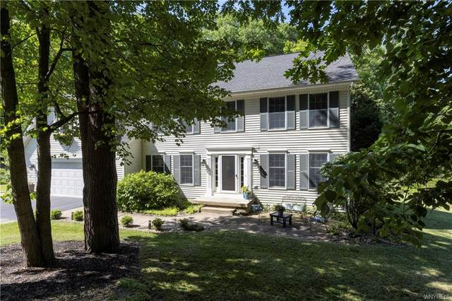 43 Timberlake Drive, Orchard Park, NY 14127 (MLS #B1346452) :: TLC Real Estate LLC