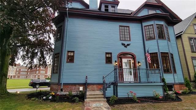 492 Porter Avenue, Buffalo, NY 14201 (MLS #B1346488) :: Robert PiazzaPalotto Sold Team