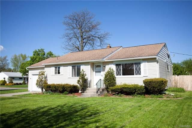136 Imperial Drive, Amherst, NY 14226 (MLS #B1346508) :: TLC Real Estate LLC