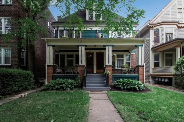 18 Granger Place, Buffalo, NY 14222 (MLS #B1346509) :: Robert PiazzaPalotto Sold Team