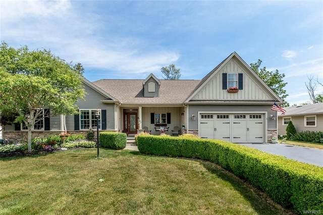 63 Sunset Dr Drive, Wheatfield, NY 14304 (MLS #B1346528) :: TLC Real Estate LLC