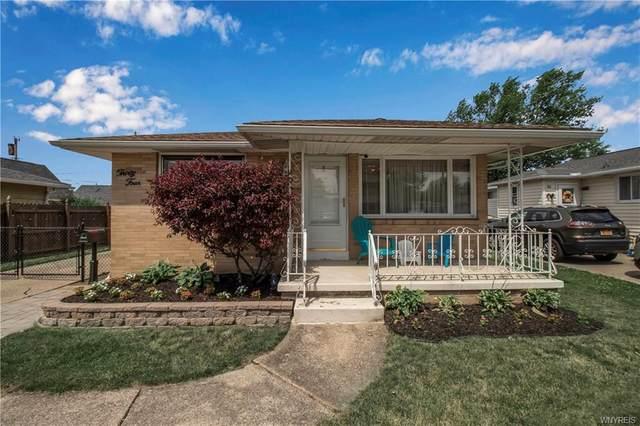 34 Teresa Drive, Lackawanna, NY 14218 (MLS #B1346580) :: TLC Real Estate LLC