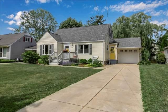 27 S Irwinwood Road, Lancaster, NY 14086 (MLS #B1346581) :: TLC Real Estate LLC