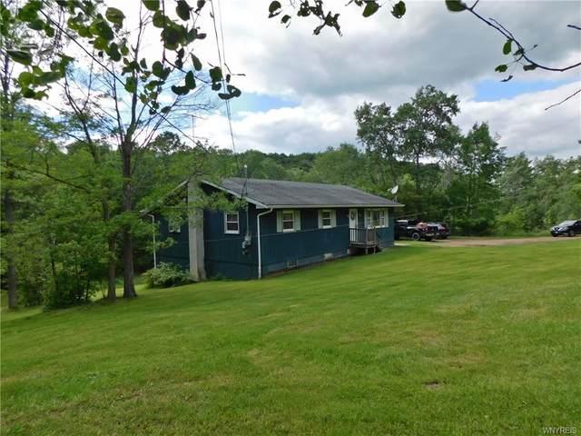 973 Butternut Brook Road, Genesee, NY 14770 (MLS #B1346705) :: TLC Real Estate LLC