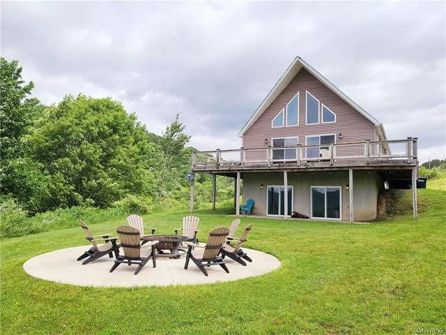 6805 Horn Hill Road, Ellicottville, NY 14731 (MLS #B1346723) :: TLC Real Estate LLC