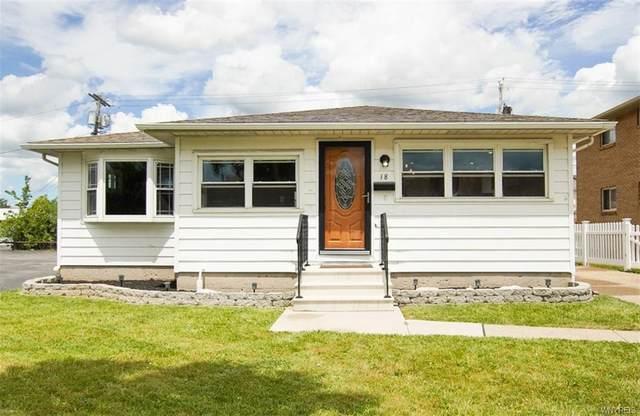 18 Joseph Drive, Tonawanda-Town, NY 14150 (MLS #B1346742) :: TLC Real Estate LLC