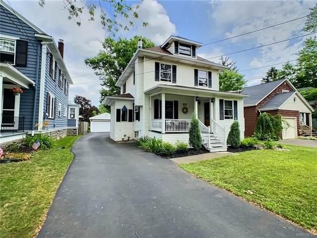 70 Pfohl Place, Amherst, NY 14221 (MLS #B1346794) :: TLC Real Estate LLC