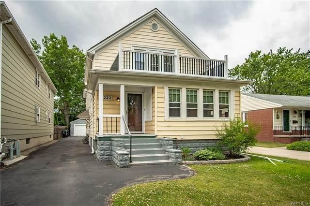 222 School Street, Tonawanda-Town, NY 14217 (MLS #B1346845) :: TLC Real Estate LLC