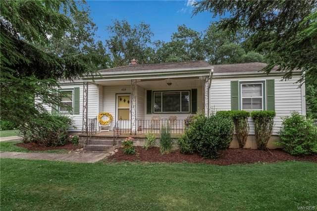 425 Collins Avenue, West Seneca, NY 14224 (MLS #B1346864) :: TLC Real Estate LLC