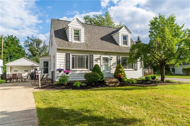 59 Argus Drive, Lancaster, NY 14043 (MLS #B1346866) :: TLC Real Estate LLC