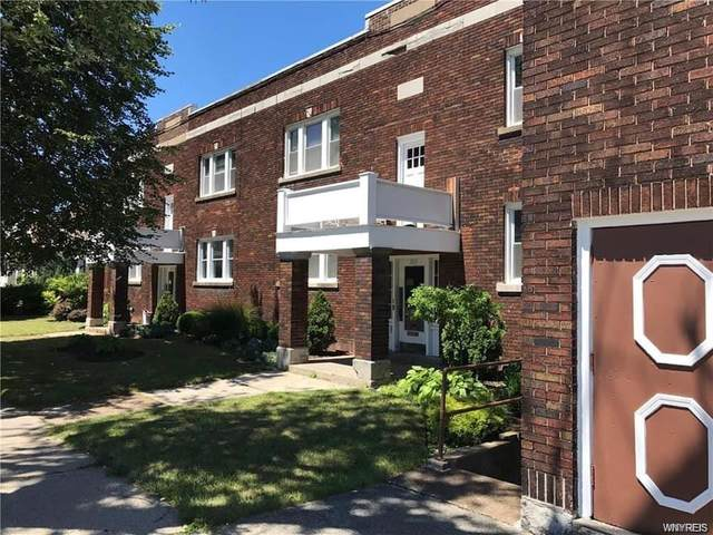 3382 Bailey Avenue, Buffalo, NY 14215 (MLS #B1346878) :: BridgeView Real Estate