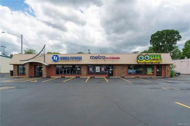 2889 Sheridan Drive, Tonawanda-Town, NY 14150 (MLS #B1346916) :: TLC Real Estate LLC