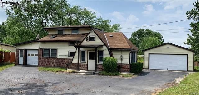 94 Frankhauser Road, Amherst, NY 14221 (MLS #B1346927) :: TLC Real Estate LLC