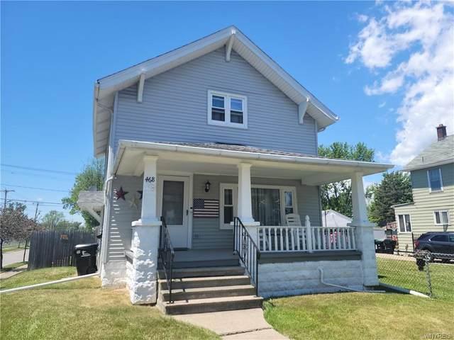 468 University Avenue, Tonawanda-Town, NY 14223 (MLS #B1346931) :: TLC Real Estate LLC