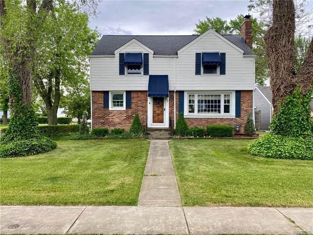340 Grimsby Road, Tonawanda-Town, NY 14223 (MLS #B1346994) :: TLC Real Estate LLC