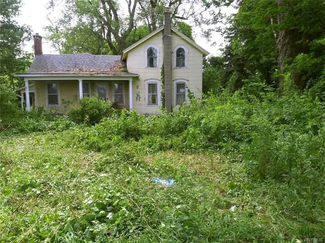 2180 Woodard Road, Elma, NY 14059 (MLS #B1347112) :: TLC Real Estate LLC