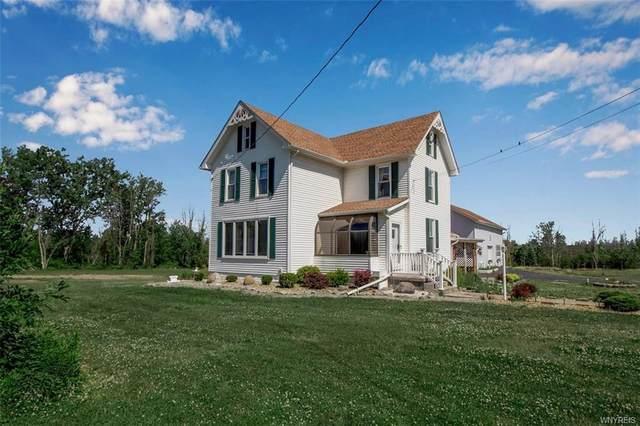 5971 Clinton Street, Elma, NY 14059 (MLS #B1347183) :: TLC Real Estate LLC