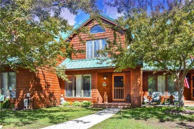 64 Rocky Point Circle J2, Inlet, NY 13360 (MLS #B1347362) :: Serota Real Estate LLC