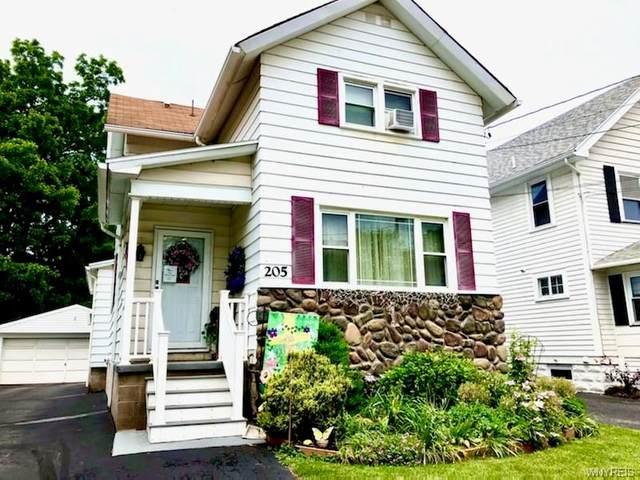 205 Bank, Batavia-City, NY 14020 (MLS #B1347656) :: BridgeView Real Estate Services