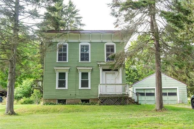 8271 N Otto Road, Otto, NY 14719 (MLS #B1348659) :: Serota Real Estate LLC