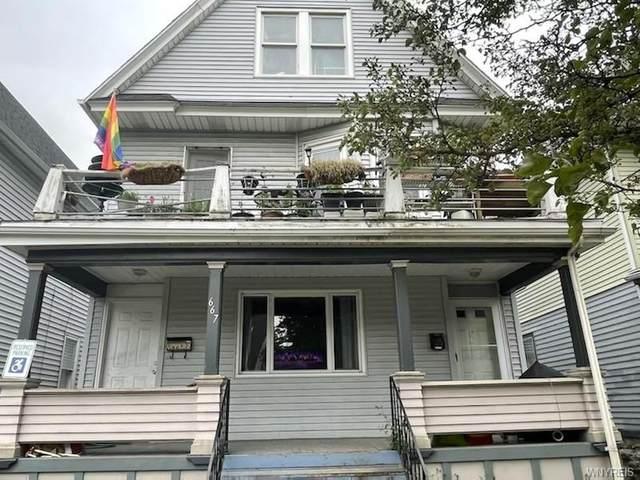667 W Delavan Avenue, Buffalo, NY 14222 (MLS #B1349379) :: Robert PiazzaPalotto Sold Team