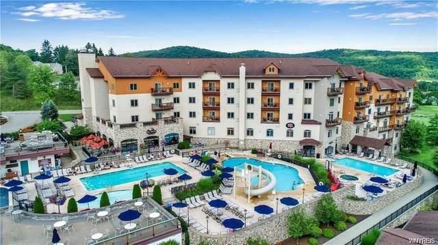 6557 Holiday Valley Rd 420/422-1 Tamarack, Ellicottville, NY 14731 (MLS #B1350676) :: TLC Real Estate LLC