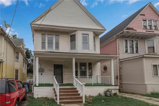 458 Northampton Street, Buffalo, NY 14208 (MLS #B1350927) :: TLC Real Estate LLC