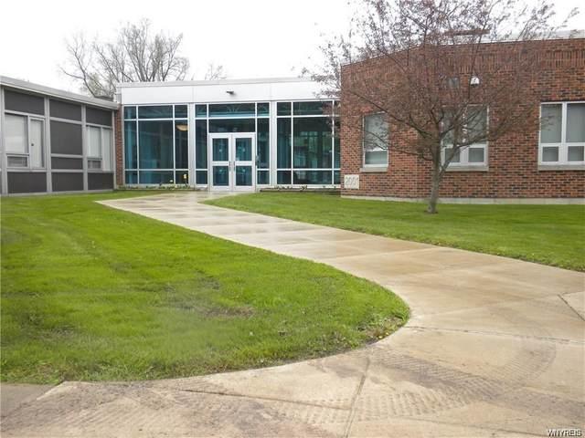 2588 School Street, Sheldon, NY 14167 (MLS #B1351369) :: BridgeView Real Estate