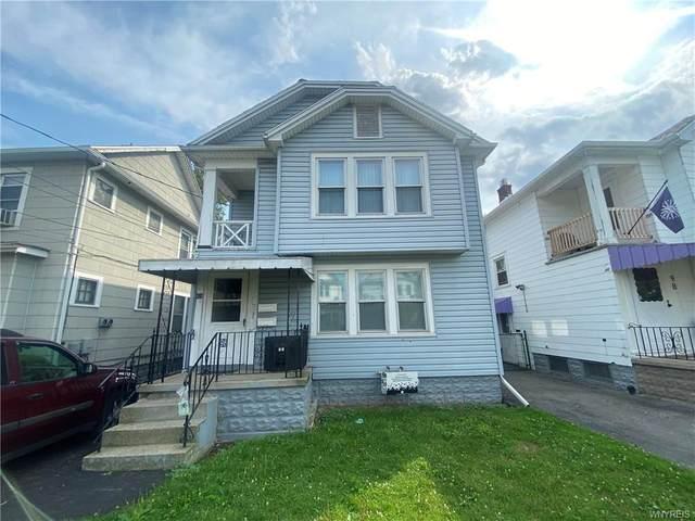 96 Ross Avenue, Buffalo, NY 14207 (MLS #B1351506) :: Robert PiazzaPalotto Sold Team
