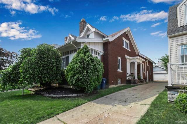 40 Hedley Place, Buffalo, NY 14208 (MLS #B1351544) :: Serota Real Estate LLC