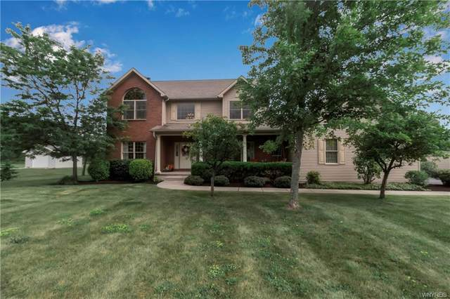 10700 Croop Road, Clarence, NY 14032 (MLS #B1351690) :: BridgeView Real Estate Services