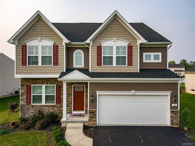 688 Pleasant View Drive, Lancaster, NY 14086 (MLS #B1351925) :: Robert PiazzaPalotto Sold Team