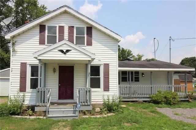 12850 West Schutt Road, Sardinia, NY 14030 (MLS #B1351928) :: Serota Real Estate LLC